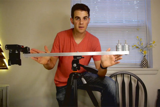How to Build a Simple but Effective Camera Jib for $35