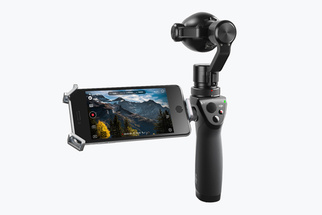DJI Announces the Osmo Plus, the First Handheld Gimbal With Zoom