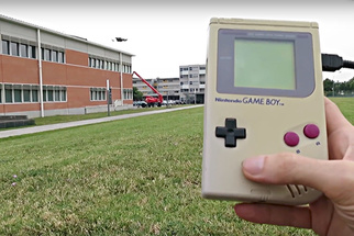 Fly a Drone With Your Old Game Boy