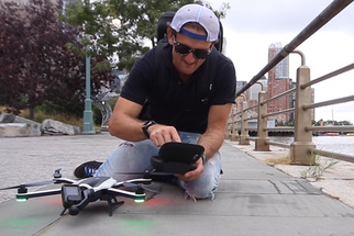 Casey Neistat Tries Out GoPro's New Drone Karma