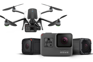 GoPro Releases Karma Drone Alongside Hero5 Black and Session Cameras with Gorgeous, Action-Packed Video