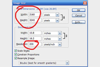 Image Size, Resolution, and Math: Understanding the Simplicity of It All