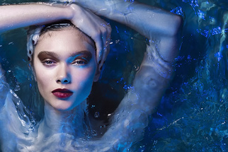 Behind the Scenes: Aquatic Beauty Shoot With Lindsay Adler