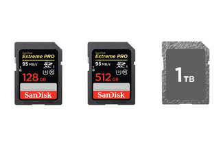 SanDisk Unveils the World's First 1 TB SD Card