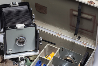 Photographer Ansel Adams' 4x5 Camera Up for Auction