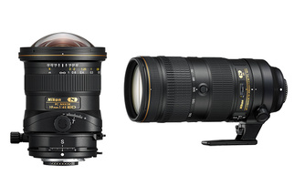 Nikon Announces AF-S 70-200mm f/2.8E FL ED VR and PC 19mm f/4E ED Tilt-Shift Lenses (UPDATED)
