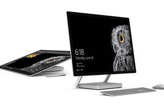 The New Microsoft Surface Studio Looks Amazing
