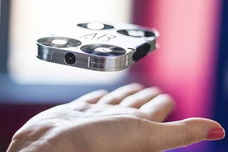 Forget Selfie Sticks – There's a New Pocket-Sized Flying Camera Drone on the Market