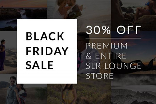 SLR Lounge is Offering 30% Off Every Tutorial