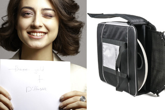"""Fstoppers Reviews the Elinchrom 17"""" Softlite Reflector and Grid Set"""