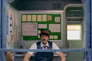 Wes Anderson Directs H&M Christmas Ad Starring Adrien Brody