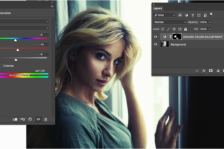 How to Adjust Specific Colors in Photoshop