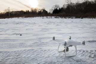 Ten Tips for Flying a Drone in Winter and Capturing Great Photos