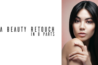 In-Depth Beauty Retouching with Sarah Tucker