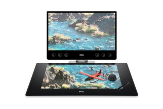 The Dell Canvas Is the Latest Smart Workspace Touchscreen Display Device