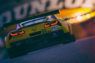 Photographing 24 Hours of Le Mans on a Miniature Scale