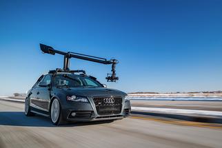 MotoCrane, the World's First Universal Automotive Camera Crane System