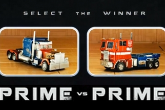[Video] Patrick Boivin's Interactive Prime vs Prime and Other Lessons in Stop Motion Animation