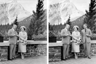 [Pics] Manipulated Photos Of Notable Historic Figures Before The Digital Era (Before And After Images)