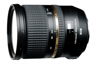 [News] Tamron Announces Availability of 24-70mm F2.8 Di VC Lens