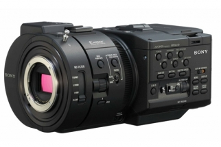 [Gear] Sony Reveals NEX-FS700, '4K Ready' and 240fps Camera Body