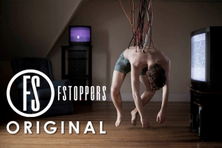 [FStoppers Original] BTS Video With Surreal Portrait Photographer Rob Woodcox