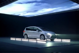 [BTSV] Projection Mapping for Ford's S-Max TV Commercial