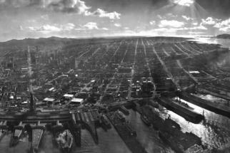 [Pano] Incredible Panorama of San Francisco After The 1906 Earthquake