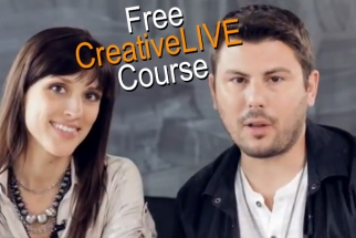 Free creativeLIVE Workshop: Learn Photo/Video Fusion this Weekend
