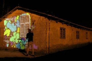 Incredible New Technique of 'Video Light Painting' Raises The Light Painting Bar...Again