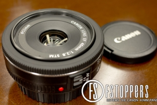 Fstoppers Reviews the Canon 40mm f/2.8 Pancake Lens