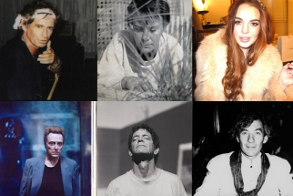 Photos of Celebrities Taken by Their Friends