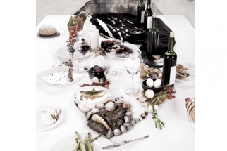 Perfected Perspective Photography: Chef René Redzepi Recreated in Food