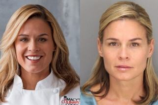 Police Station Lighting Made Cat Cora Look Great