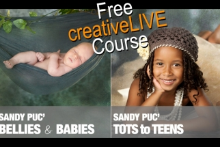 Free Online Photography Workshop: Building A Baby And Teen Business