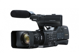 Sony Announces the NEX-EA50 Full HD Pro Camcorder