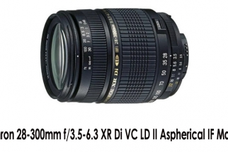 Tamron 28-300mm f/3.5-6.3 XR Di VC LD II Aspherical IF Macro