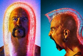 High Speed Photography: Shooting Wigs Made of Water