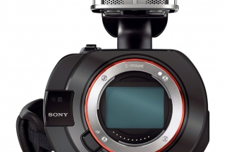 Sony's New Full-Frame Video Camera Makes Waves