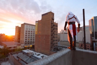 Assassin's Creed Meets Parkour In This Real Life Film - Behind The Scenes