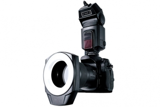 Kenko Tokina's New Macro Ring Flash KSR-EF10 Soluis