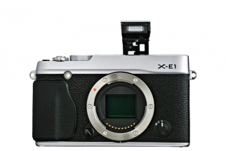 Fujifilm X-E1 Digital Camera Hitting Store Shelves