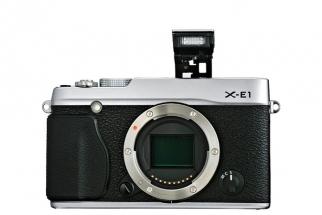 Fujifilm X-E1 Digital Camera Hitting Store Shelves