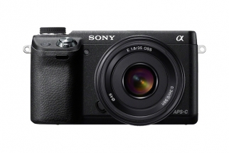Sony Announces the New NEX-6 Mirrorless Camera