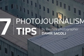 7 Tips by Reuters' Damir Photojournalism Sagoli