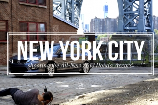 How To Shoot A Car Ad In NYC With No Permits And No Notice