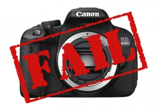 Canon 650D Rates Worse Than Previous Models