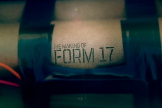 Behind The Scenes Of Red Giant's 'Form 17'