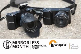 Samsung NX1000 and NX210 Mirrorless Review