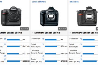 DxOMark Rates Canon 1D X Worse than the Three-Year-Old Nikon D3s